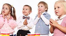 Считалка – взрослые правила в детском коллективе