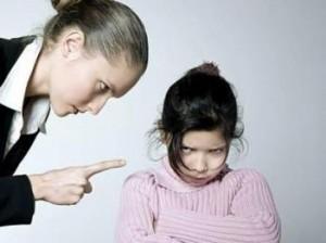 Если малыш говорит, что не любит родителей