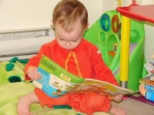 Развитие ребенка при помощи детских стихов