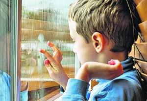 Замкнутый ребенок, когда следует начать переживать