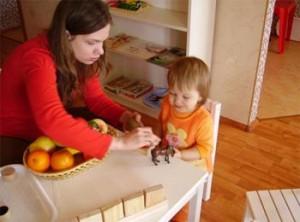 Роль математических игр для развития ребенка