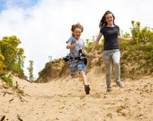 Как научить ребенка правилам личной безопасности