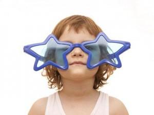 Нарушение детского зрения