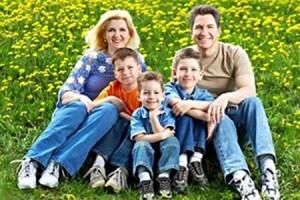 Многодетная семья и ее преимущества