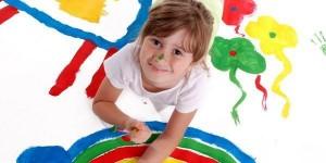 Как любимый цвет ребенка отображает его характер.