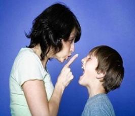 Как бороться с детскими ругательствами