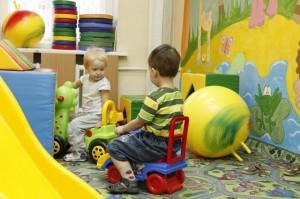 Детский сад и количество воспитателей на группу