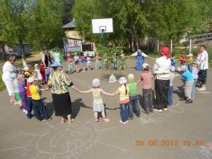 Активное лето с детьми