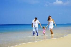 Что же выбрать: степной или морской отдых с детьми?
