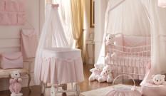 Готовим кроватку малышу