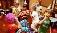 Как отметить трехлетие ребенка