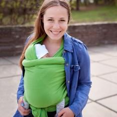 шарф 233x233 - Качественные, безопасные и недорогие слинги для новорожденных