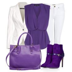 фиолетовые ботильоны, купить фиолетовые ботильоны, с чем носить фиолетовые ботильоны, фиолетовые ботильоны на каблуке, фиолетовые ботильоны на шпильке, замшевые фиолетовые ботильоны